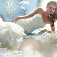 No.8636 Disney's FAIRY TALE WEDDINGS by alfred angelo