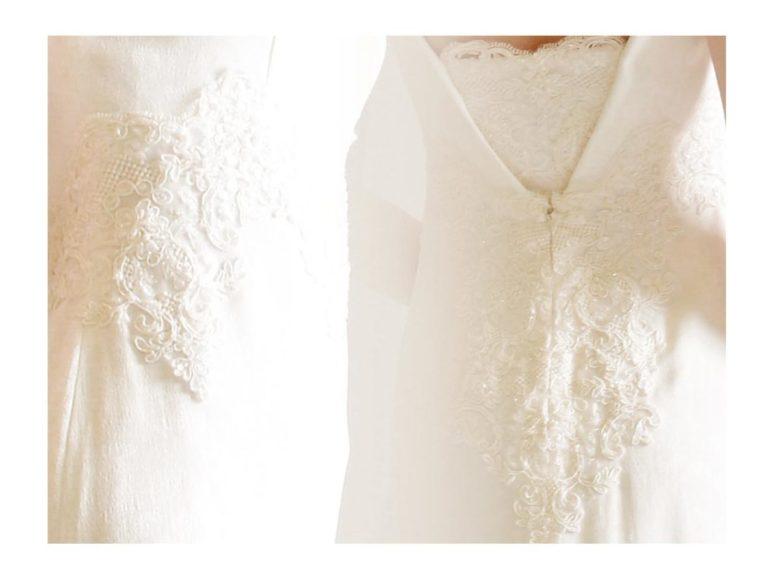 《ウェディングドレス》 ☆★おススメ♪白ドレスをご紹介 ~ No.8726~★☆