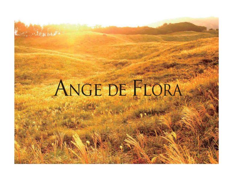 2020年 新作ドレス「ANGE DE FLORA」 ご紹介♪