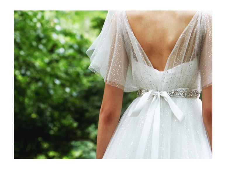 NEW《ウェディングドレス》No.8798 ANGE DE FLORA