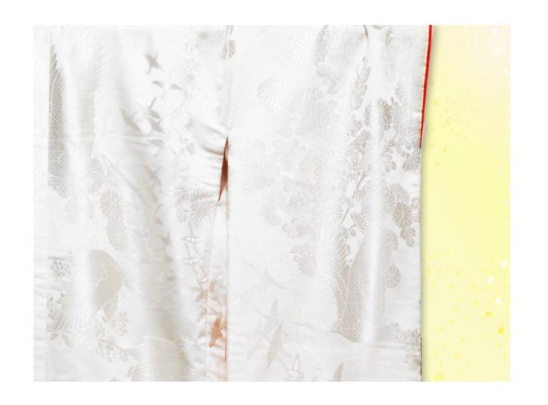 ブライダル 花嫁衣裳【和装】貸衣装コレクションに赤が映える白無垢を追加しました♪