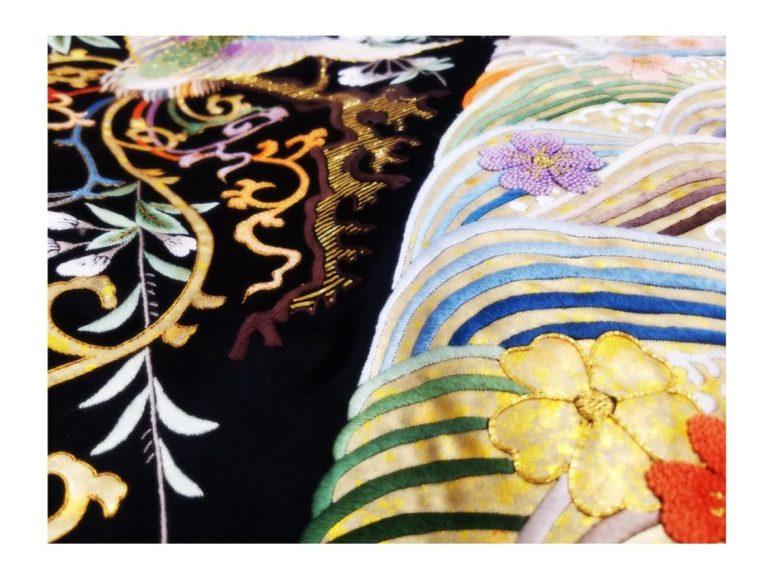 ブライダル 花嫁衣裳【和装】貸衣装コレクションに個性的な色打掛を追加しました♪
