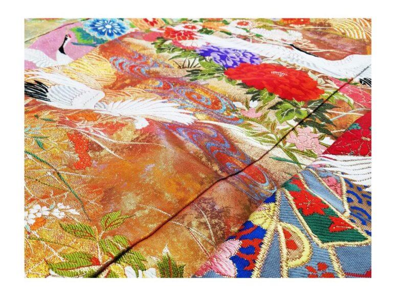 ブライダル 花嫁衣裳【和装】ご自宅で見て頂けるよう、貸衣装コレクションに色打掛を追加しました