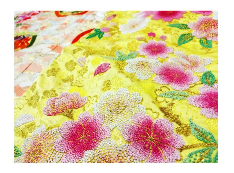 ブライダル 花嫁衣裳【和装】春のフォトウェディングに合う淡い色の打掛!