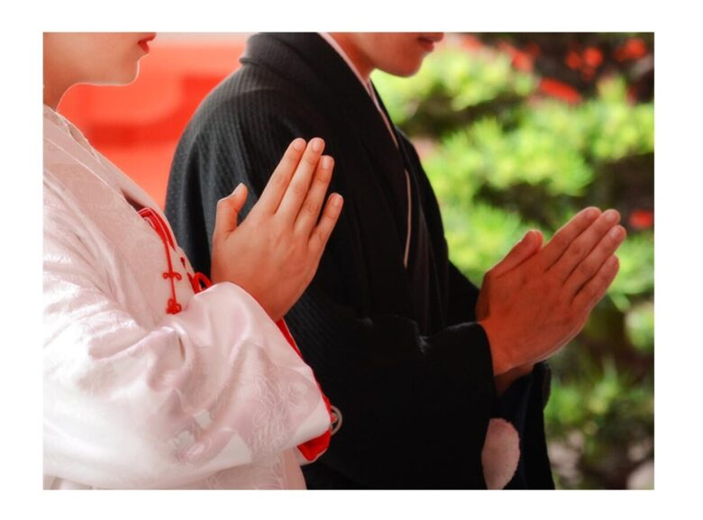 結婚式の延期や予定はなく入籍されたお二人へ☆☆人生の節目【誓いの証】として《結婚奉告祭》を☆☆受付始めました♪