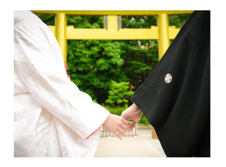 《結婚奉告祭~二人の結婚式~》金神社 受付中♪